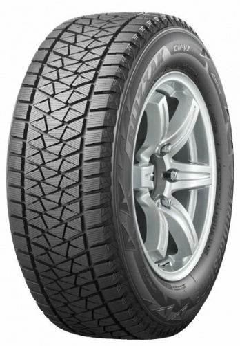 АВТОШИНЫ 245/70 R16 DM-V2 XL 107S BRIDGESTONE